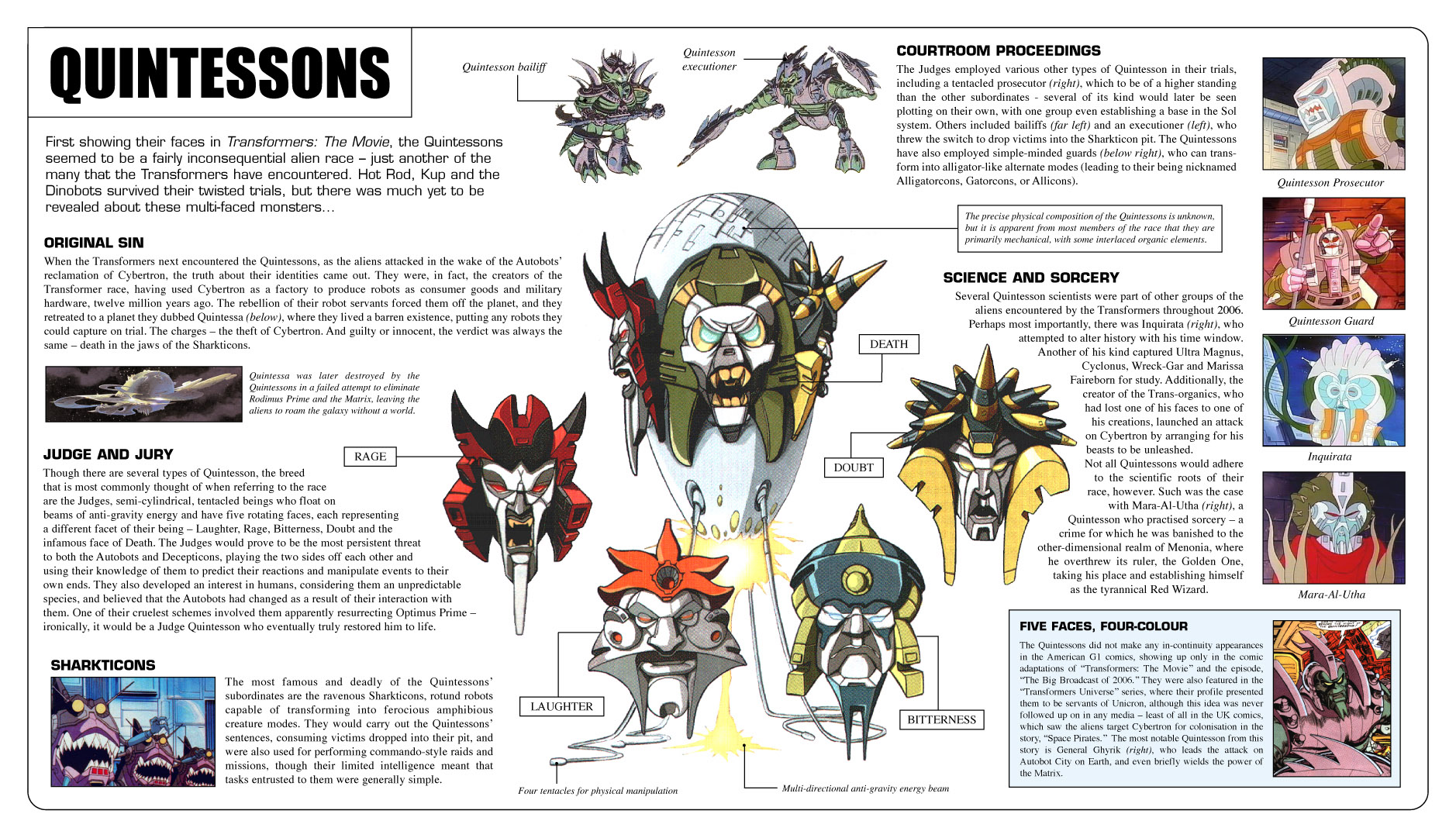 transformer the ultimate guide pdf